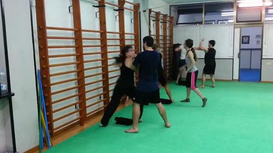 Artes marciales en Barcelona