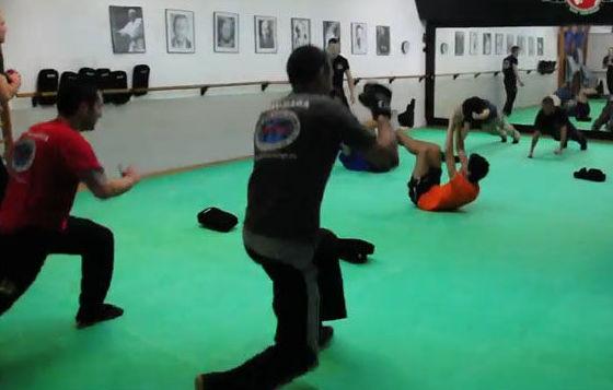 Escuela de artes marciales en Barcelona