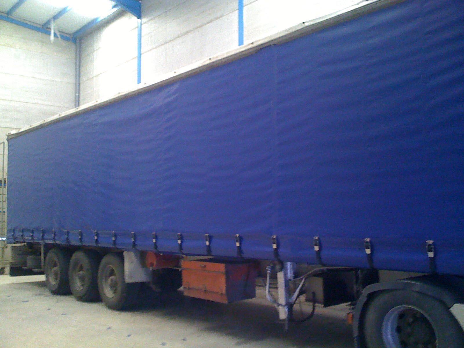 Lonas para camiones: Servicios de Sercosol