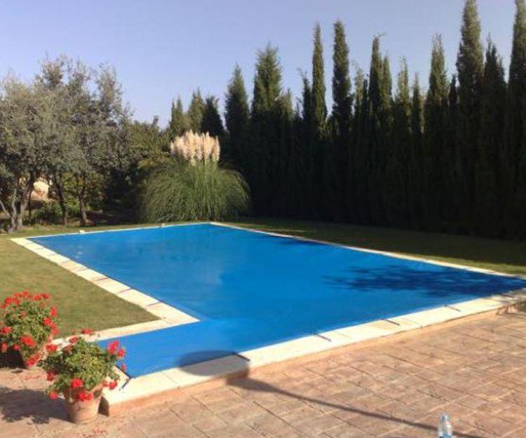 Lonas para piscinas de máxima calidad