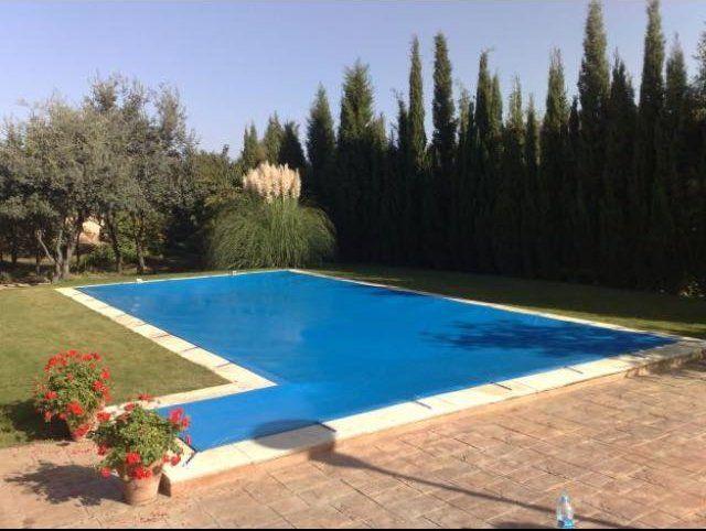 Lonas para piscinas y jardines: Servicios de Sercosol