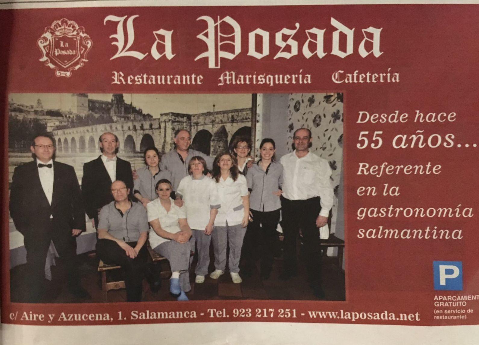Cocina tradicional castellana en Salamanca