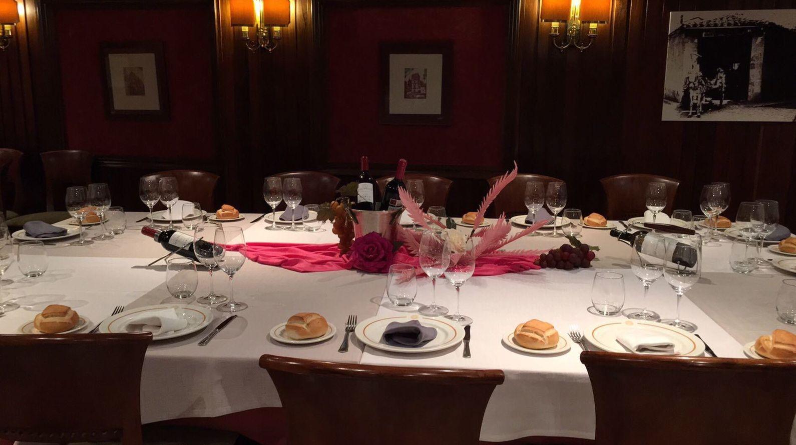 Restaurante en el centro de Salamanca