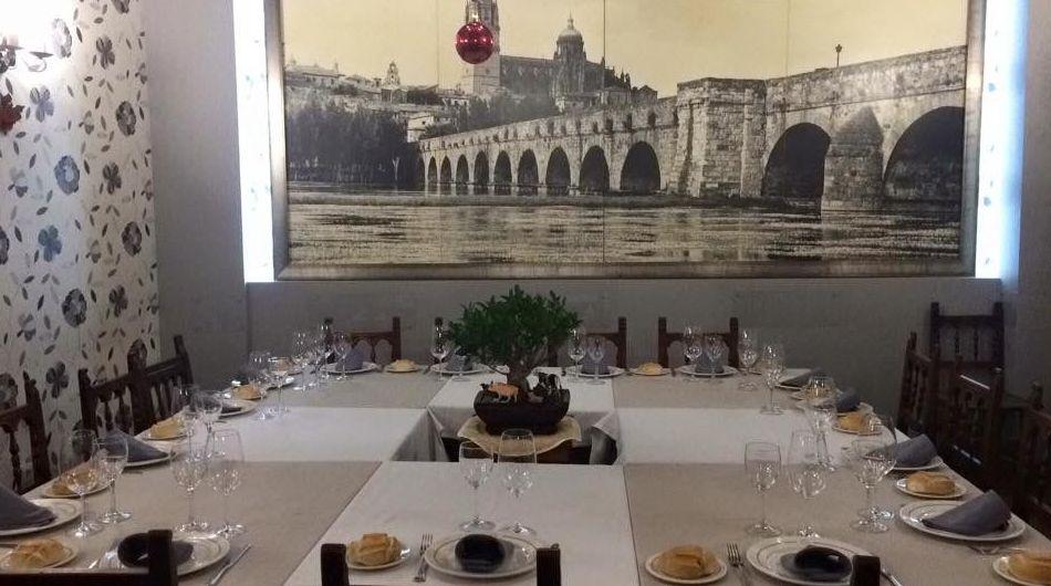 Gastronomía casera en Salamanca