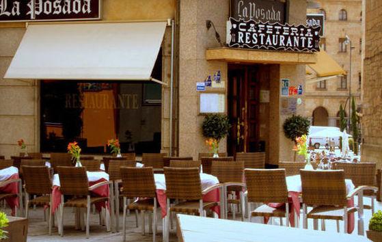 Salamanca para comérsela: Carta de La Posada