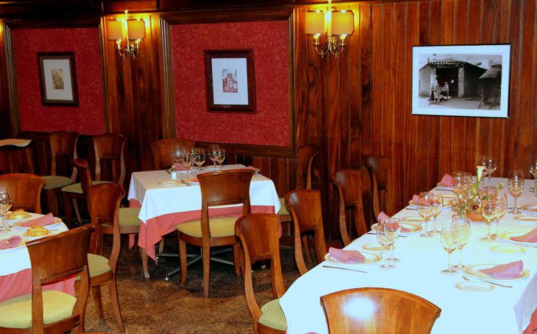Uno de los mejores restaurantes en Salamanca