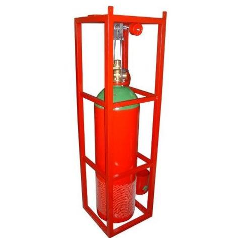 Sistema HFC 227 ea: Servicios de Benamir Instalaciones