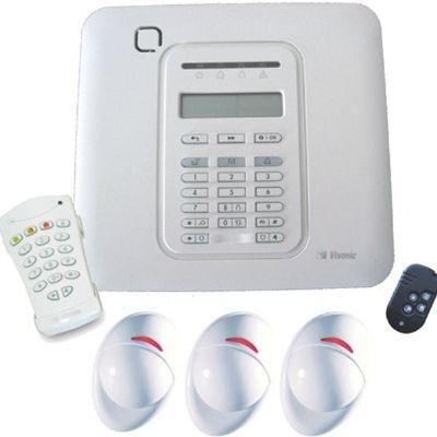 Sistema de alarma vídeo