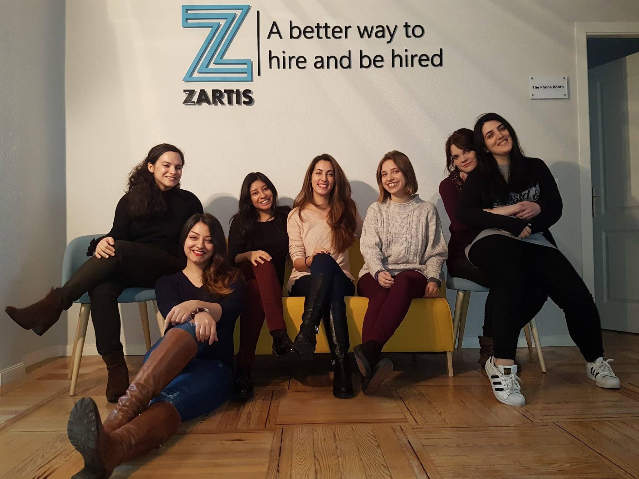 Servicios de reclutamiento y software para empresas en Madrid