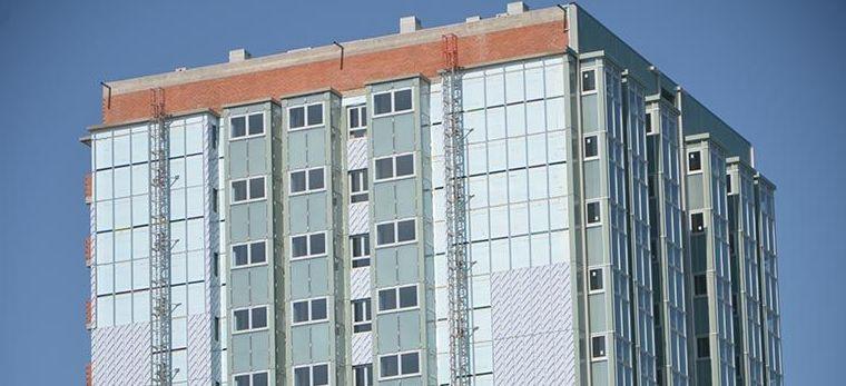 Acristalamiento de terrazas en Ferrol