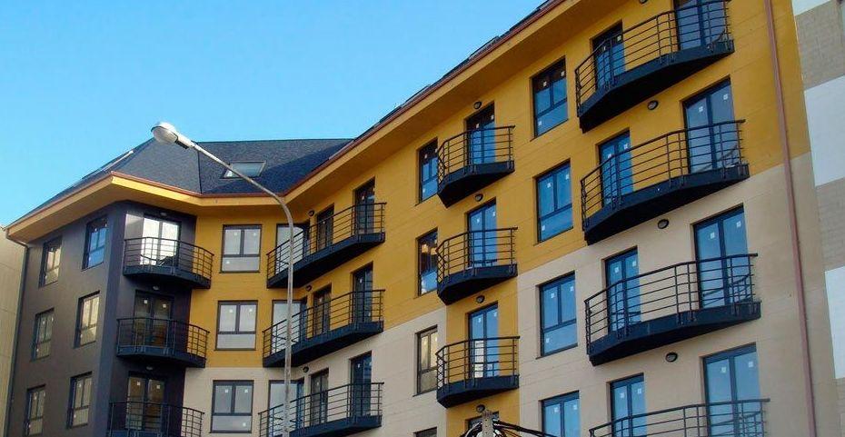 Acristalamiento de terrazas en Santiago de Compostela