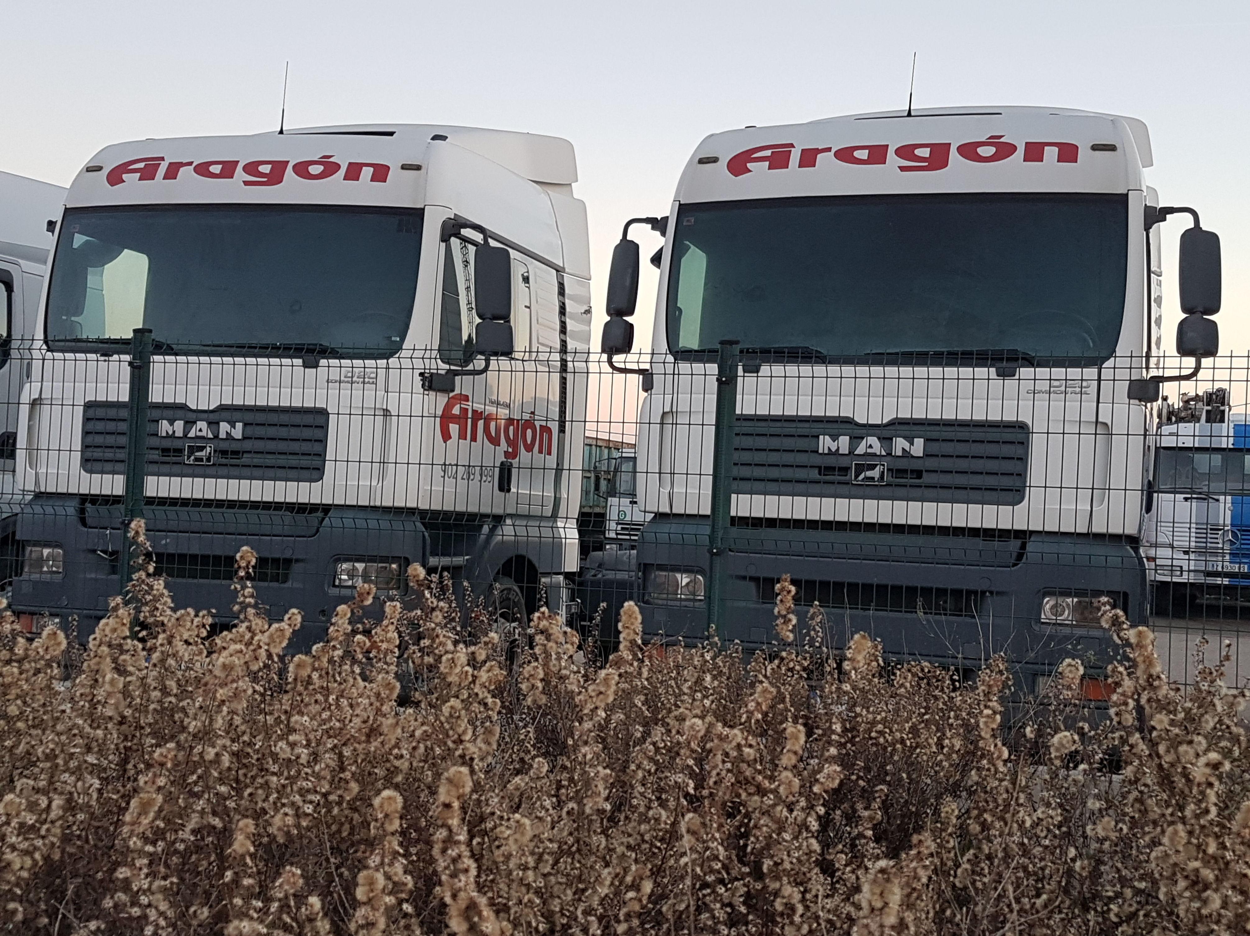 Foto 49 de Gestión para transportes en Zaragoza | gesticoTRANS.
