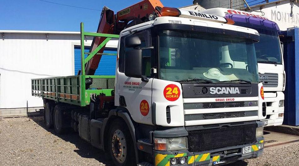 Compraventa de vehiculos industriales en Zaragoza