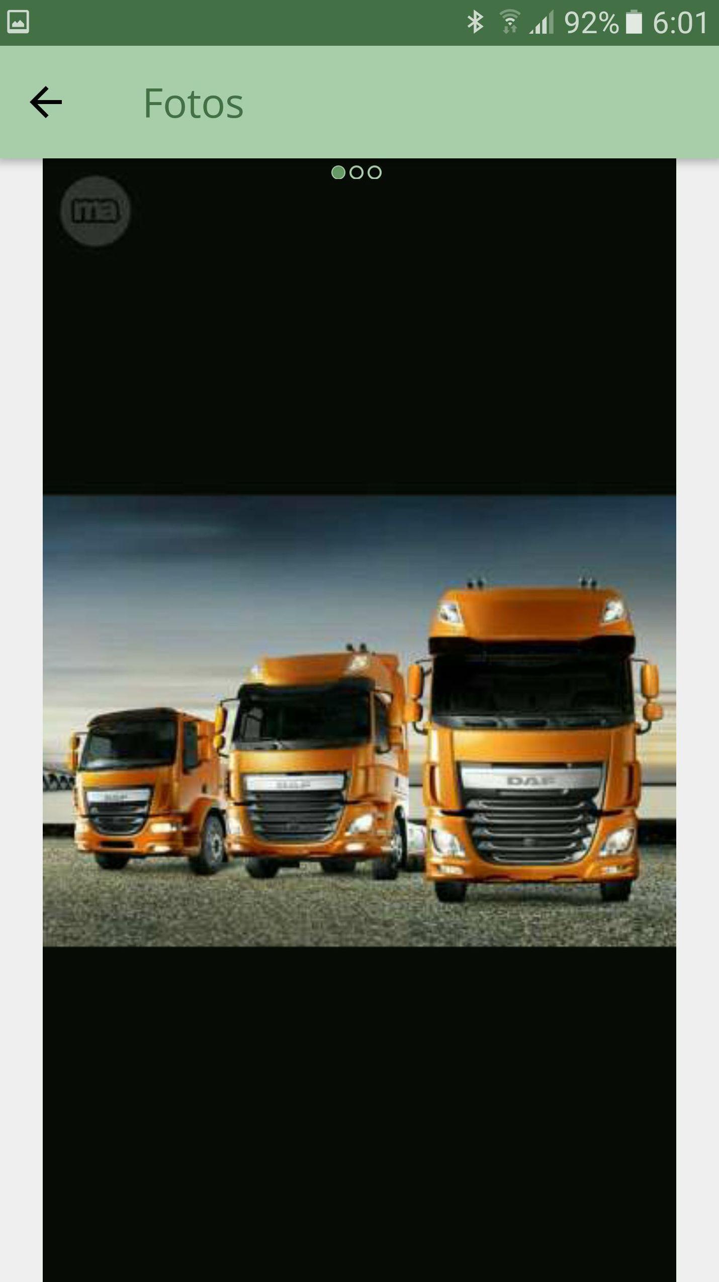 Plan de inspección  de transporte por carretera