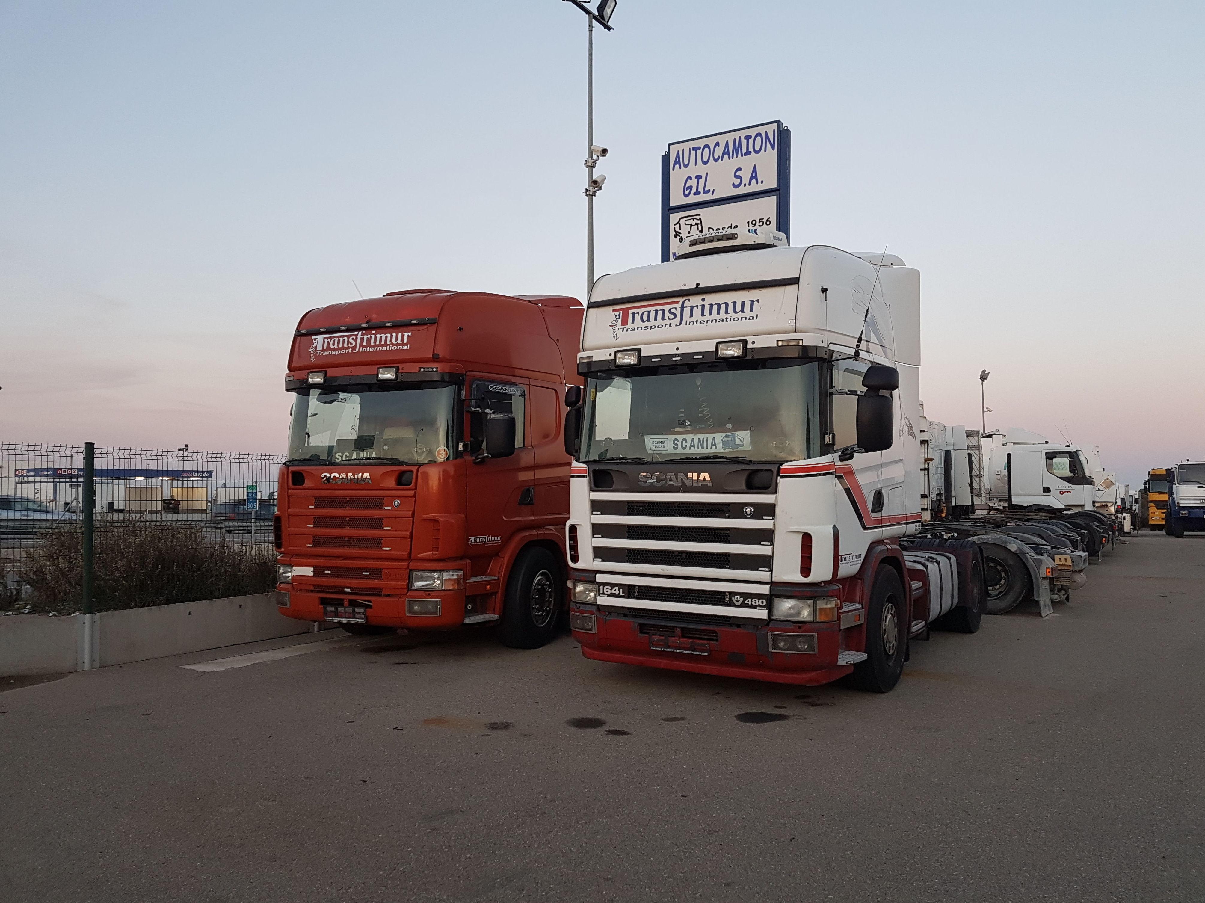 Foto 52 de Gestión para transportes en Zaragoza | gesticoTRANS.