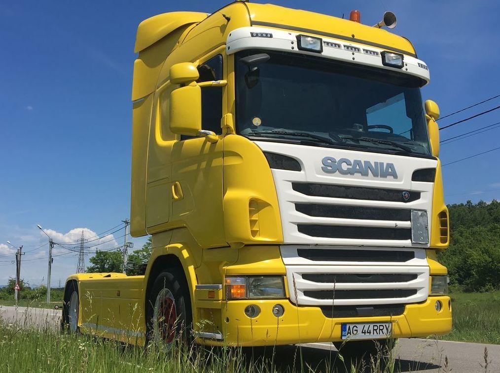 Alquileres de camiones