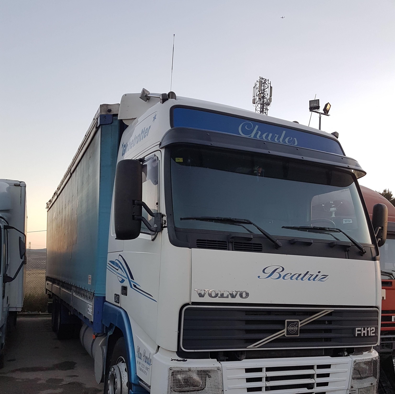 Foto 59 de Gestión para transportes en Zaragoza | gesticoTRANS.
