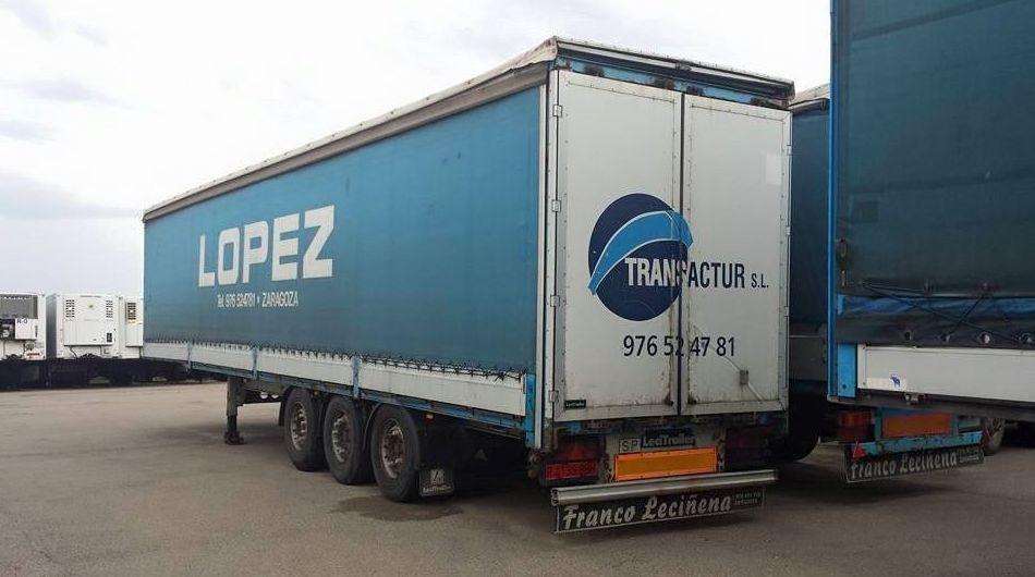 Servicio de seguros de transporte