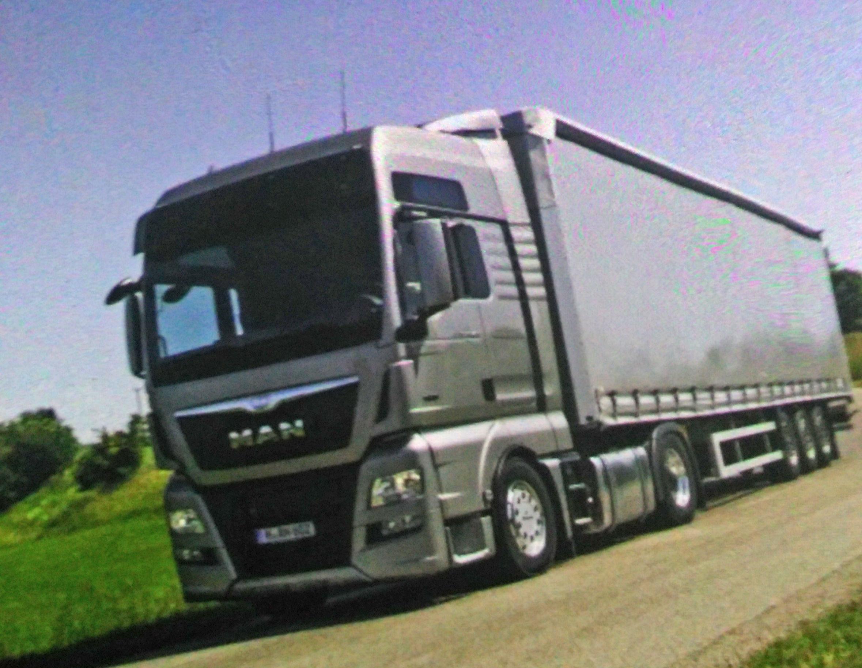 Amplia gama de vehículos para el transporte internacional