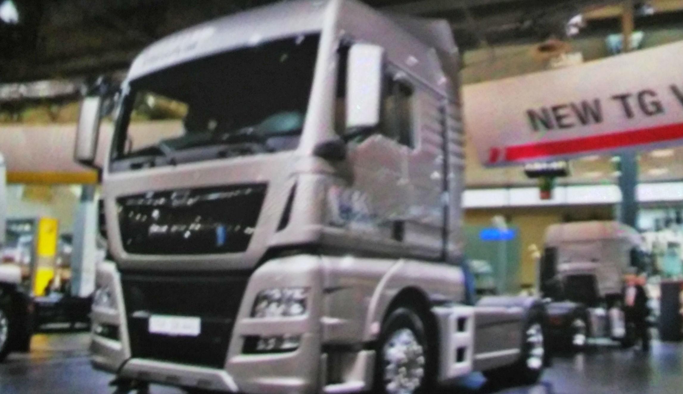 Amplia gama de vehículos para el transporte nacional