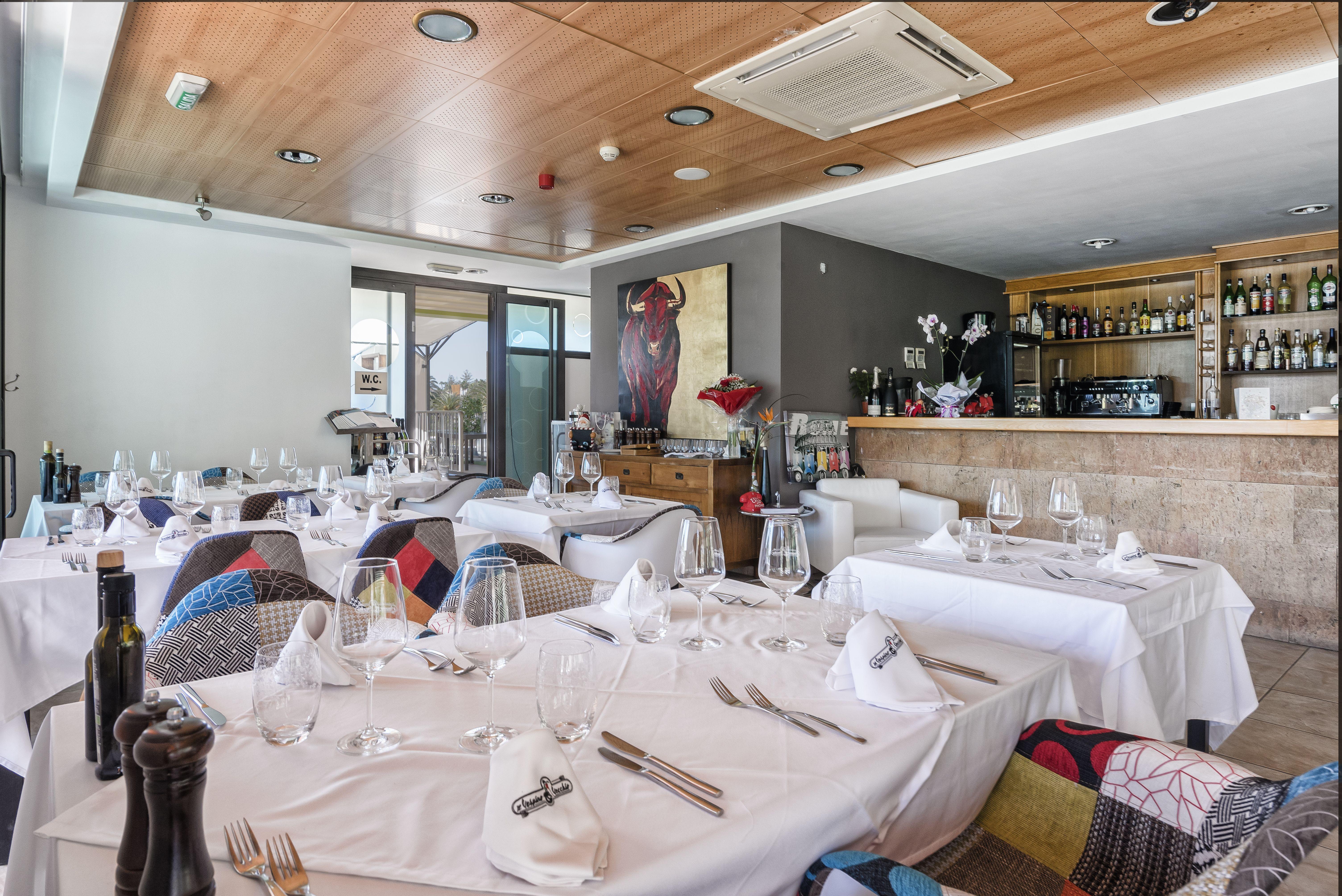 Foto 2 de Cocina italiana en Las Palmas de Gran Canaria | Il Vespino Vecchio