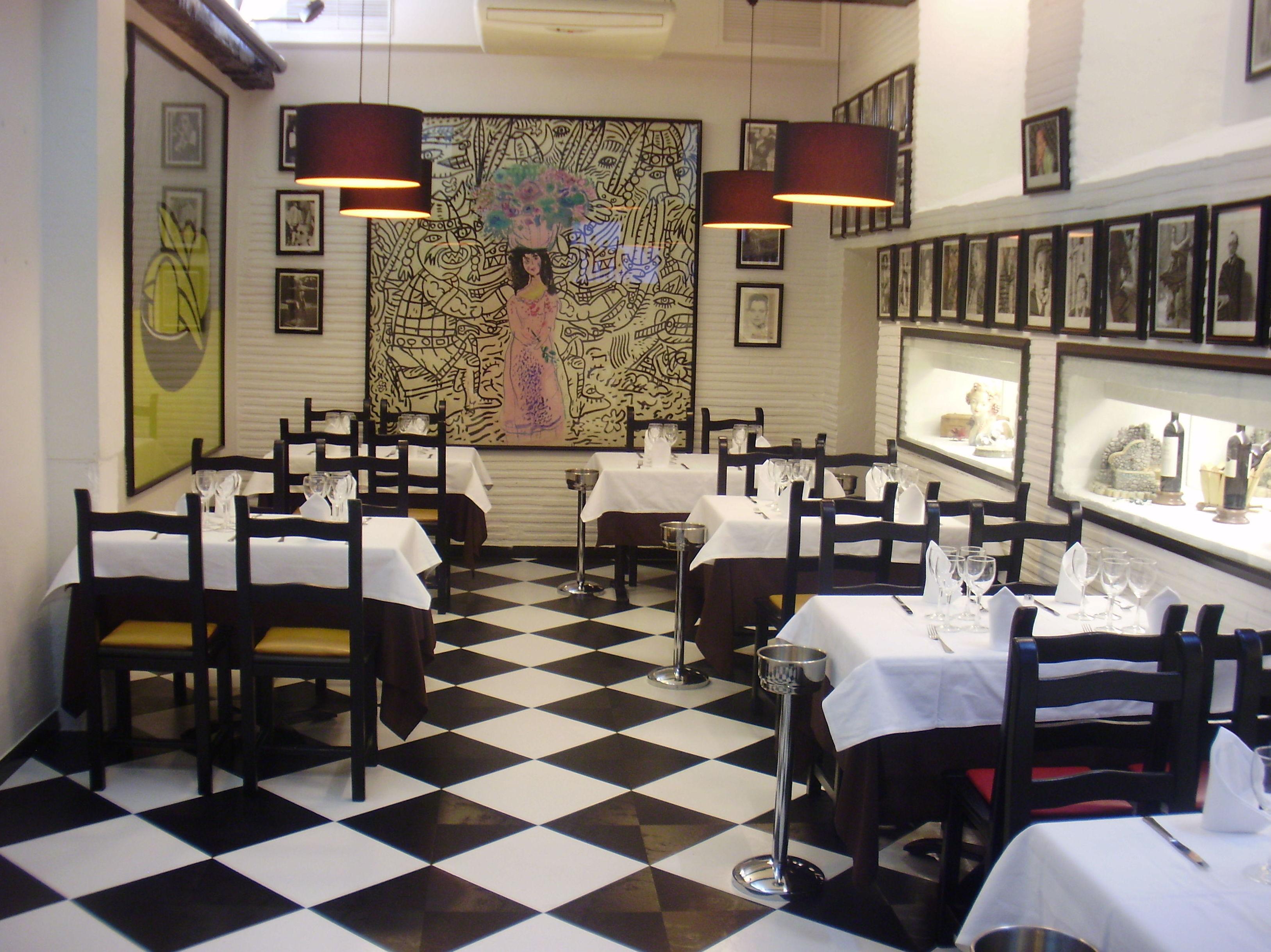 Restaurante italiano en Bilbao