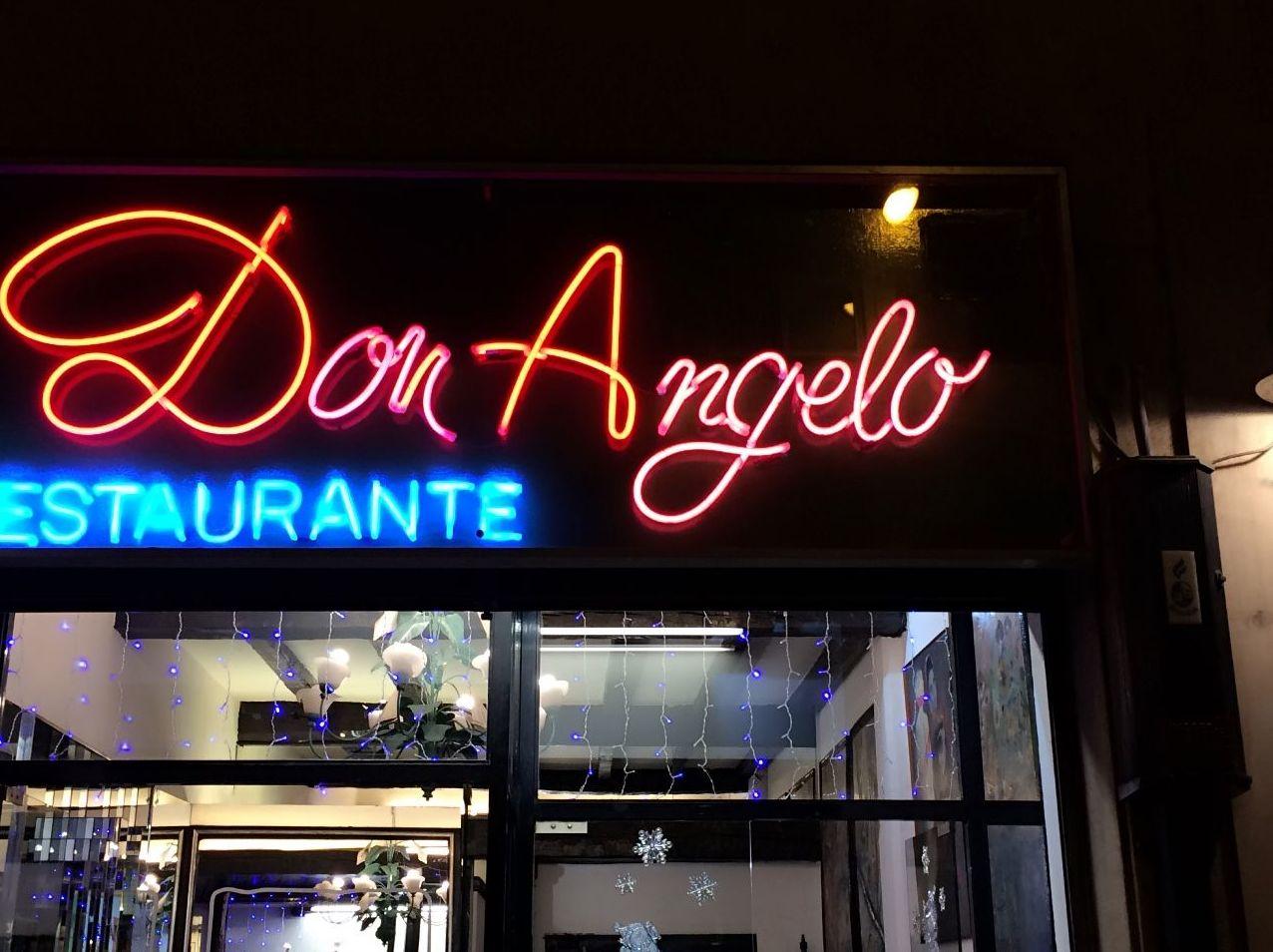 Don Angelo Restaurante, cocina italiana en Bilbao