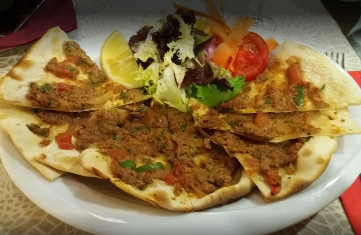 Cocina turca en Sant Marti Barcelona