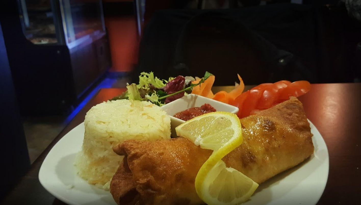 Auténtica comida turca