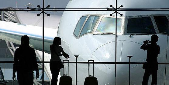 Reserva de billetes de avión