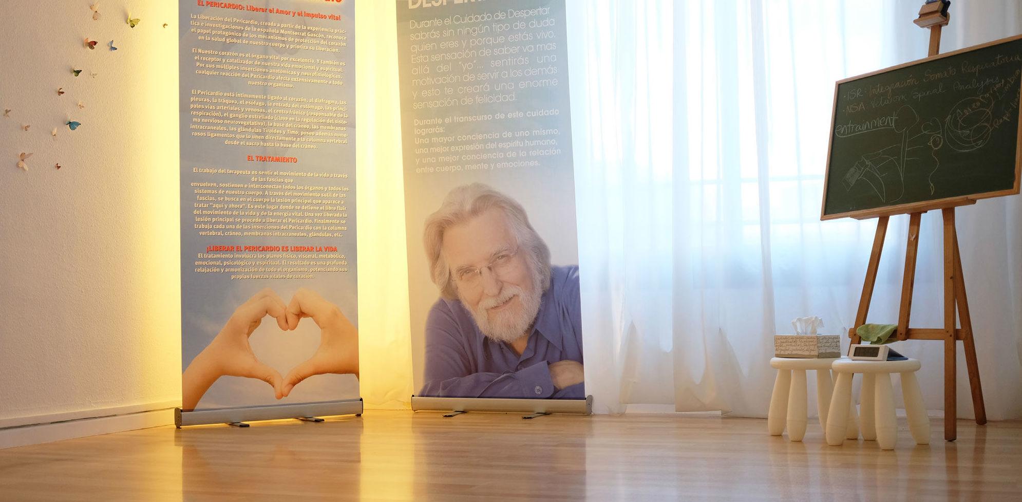 Terapias energéticas, homeopatía... Tarragona http://www.claudiaboschi.es/es/