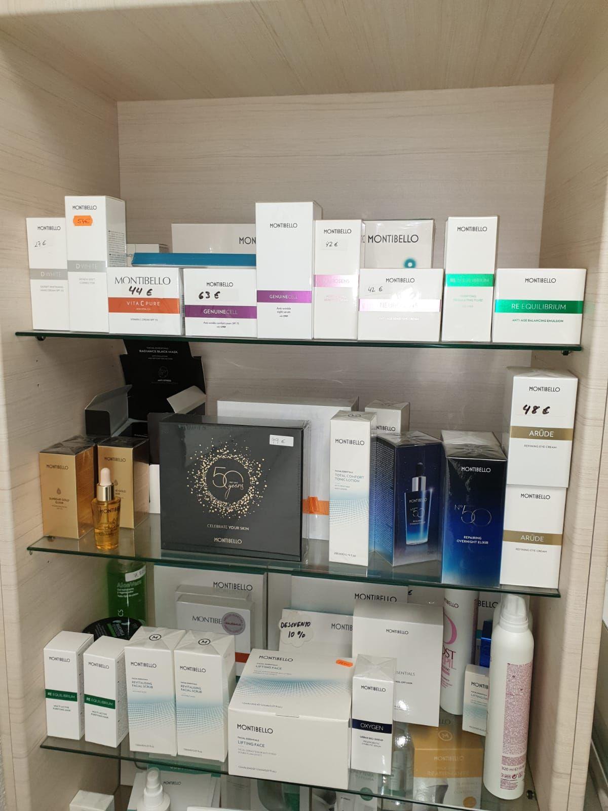 Productos de peluquería y estética en Parla