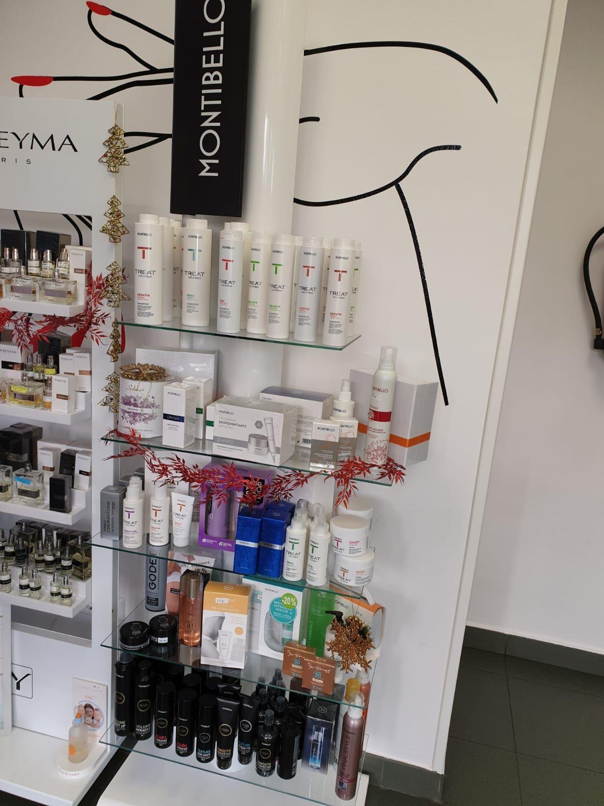 Centro de estética y peluquería en Parla