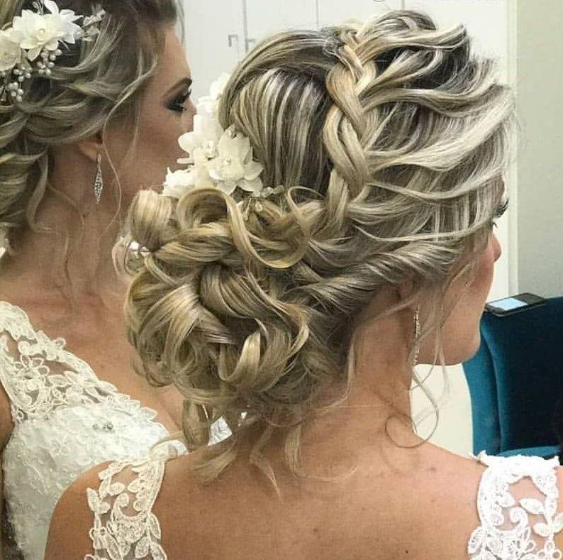 Peinados y maquillaje de novia en Parla