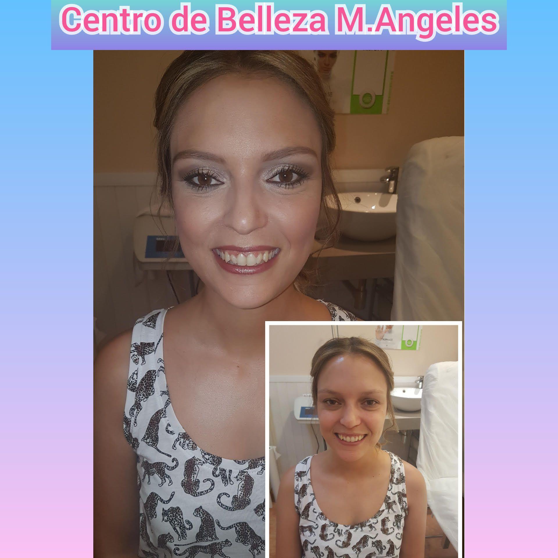Centro de belleza en Pantoja