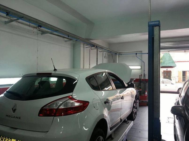 Reparación de vehículos multimarca