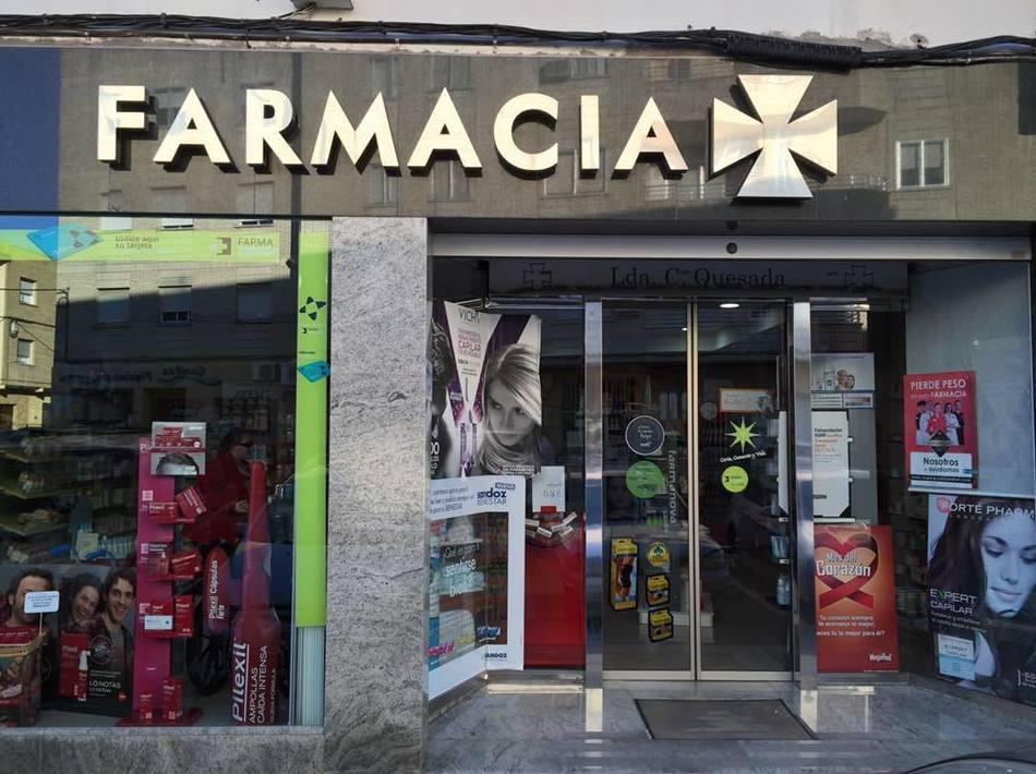 Foto 1 de Farmacia en Coria | Farmacia Quesada