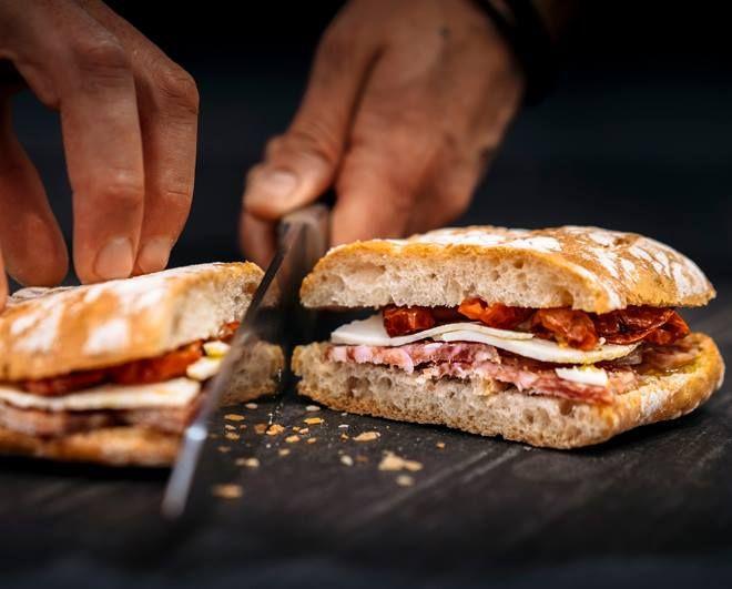 Bocatas: Carta de La Pitu Bocateria Gourmet