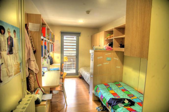 Foto 6 de Residencias de estudiantes en Barcelona | Col·legi Major ...