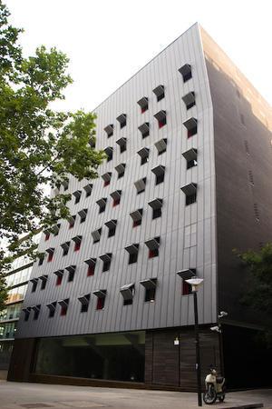 Edificio donde se encuentra el colegio