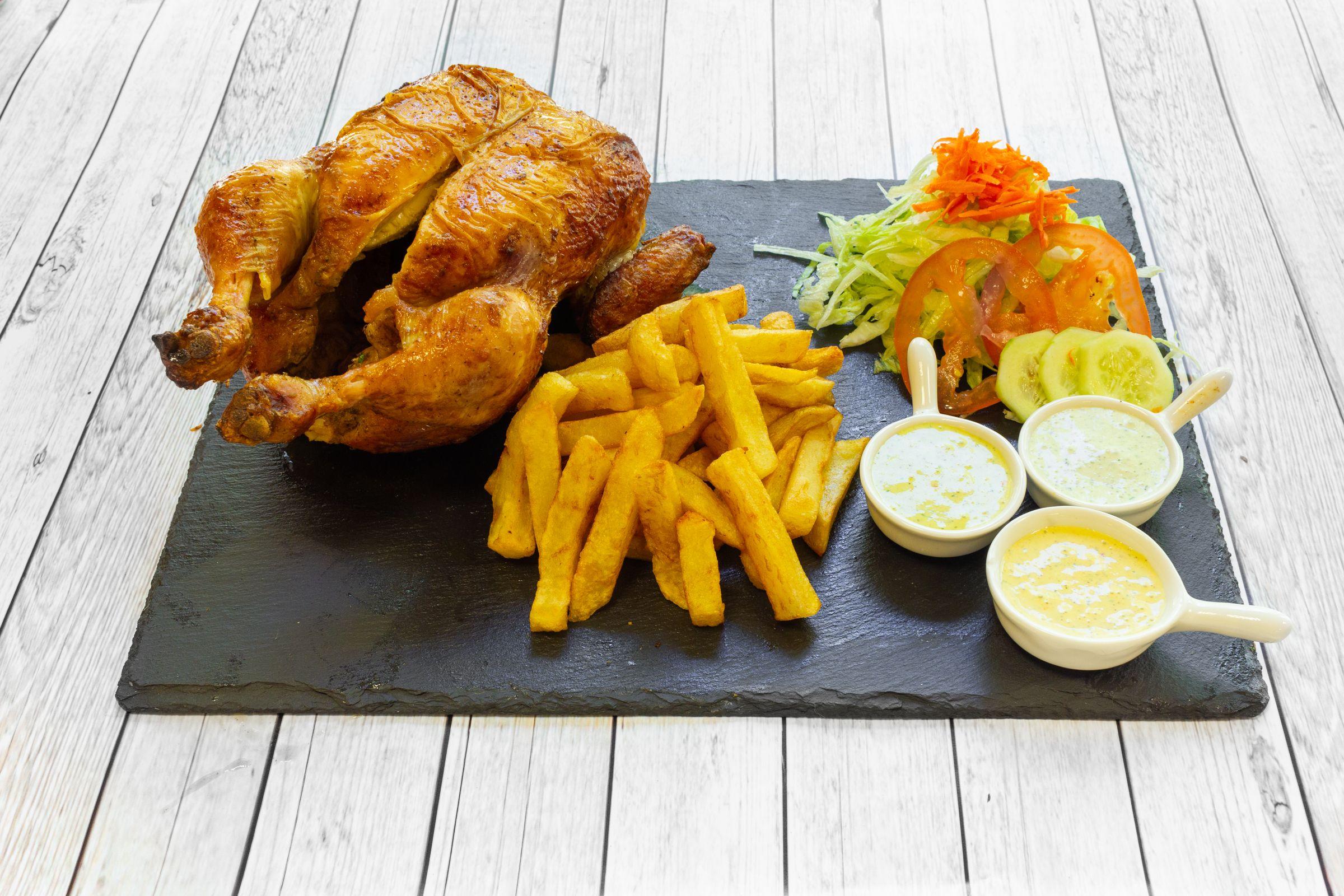 Foto 13 de Poso asado para llevar en    Chicken Grill