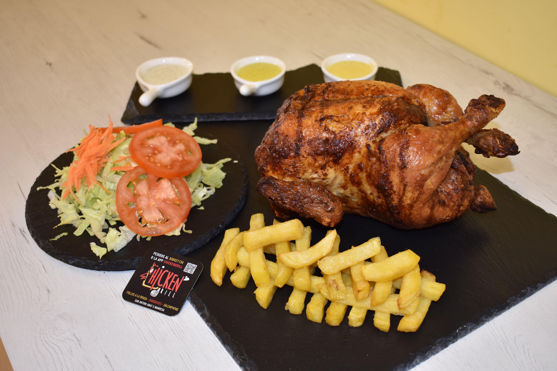 Foto 26 de Poso asado para llevar en  | Chicken Grill