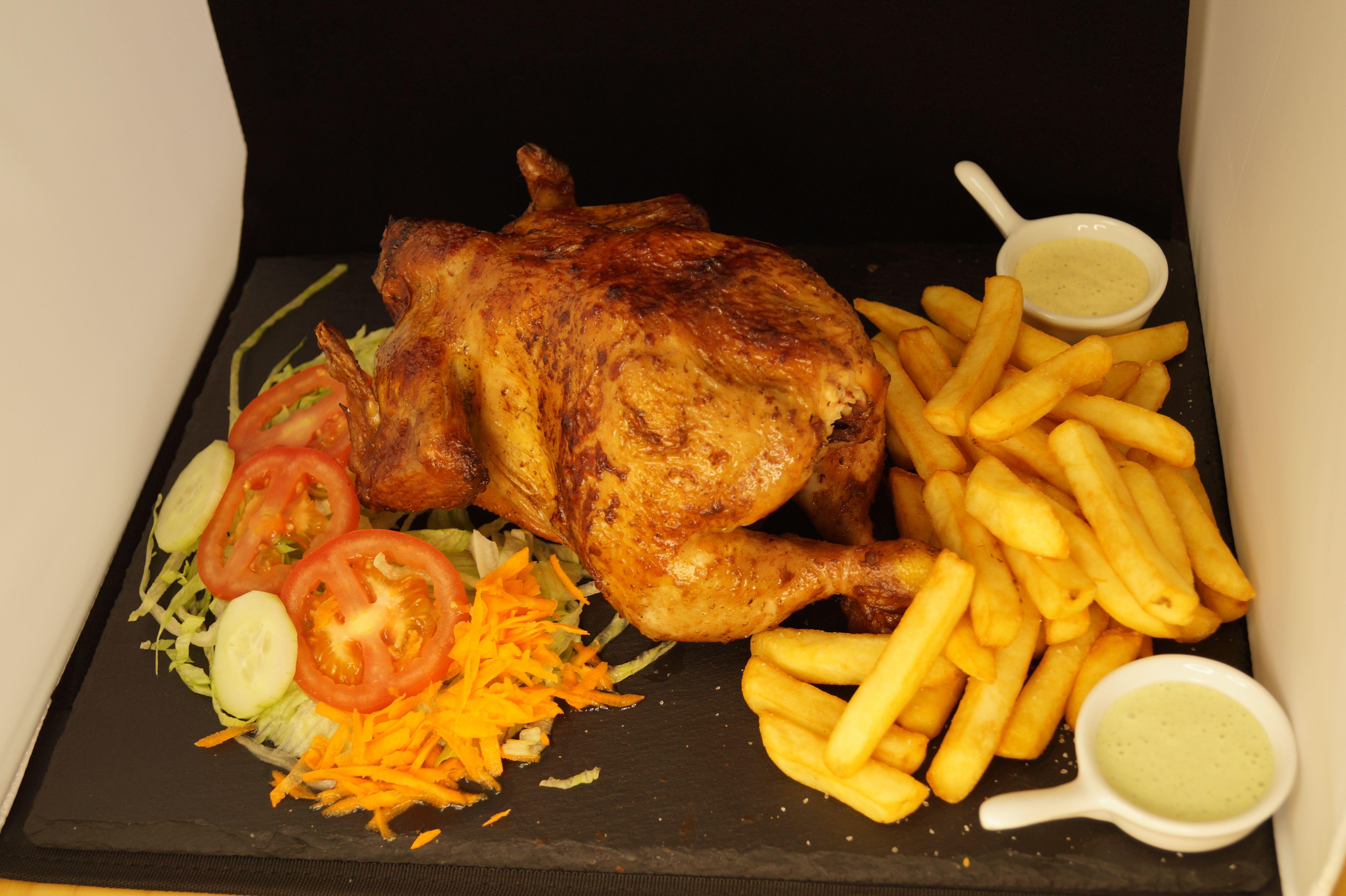 Foto 41 de Poso asado para llevar en  | Chicken Grill