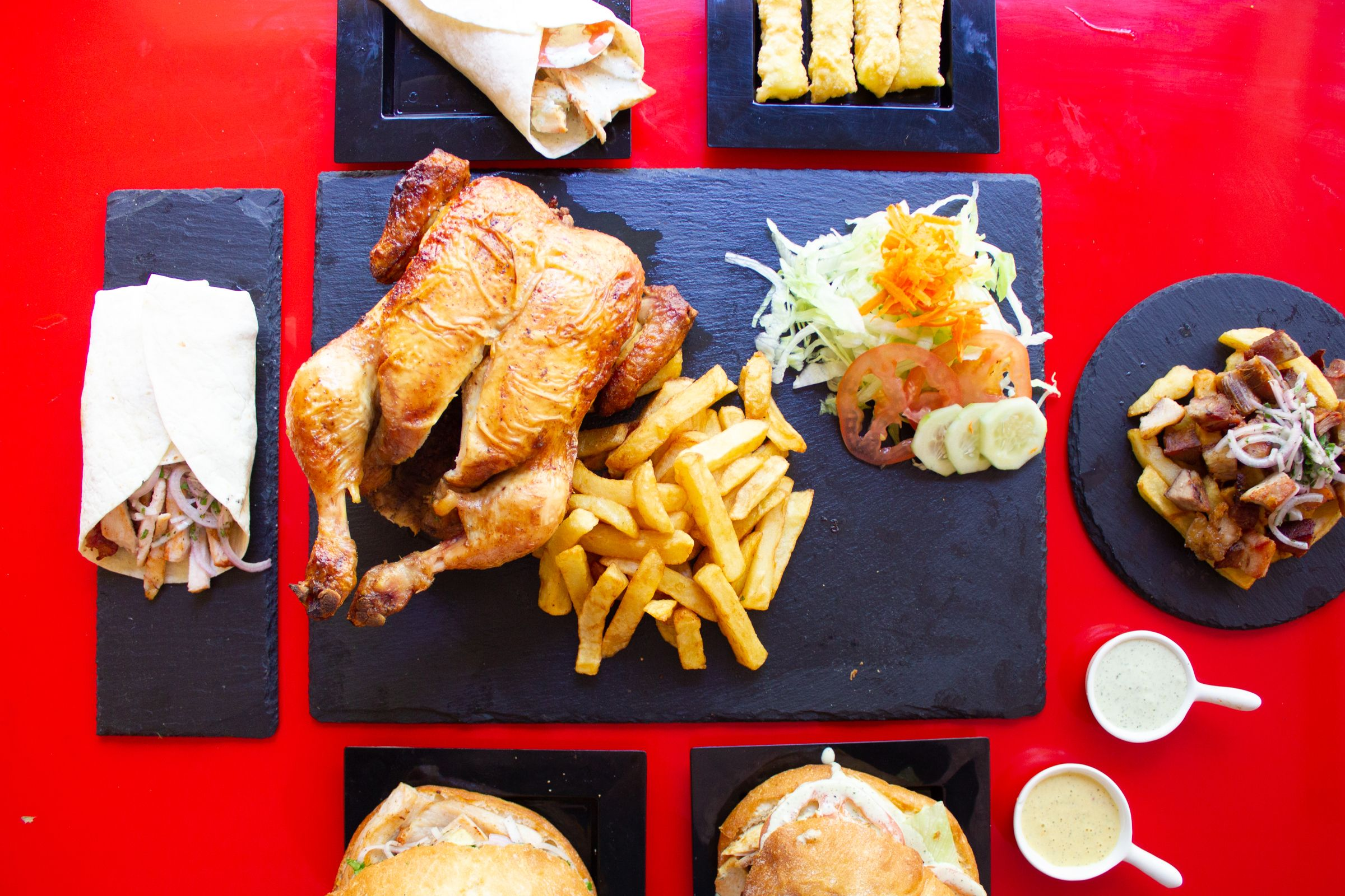 Foto 14 de Poso asado para llevar en  | Chicken Grill