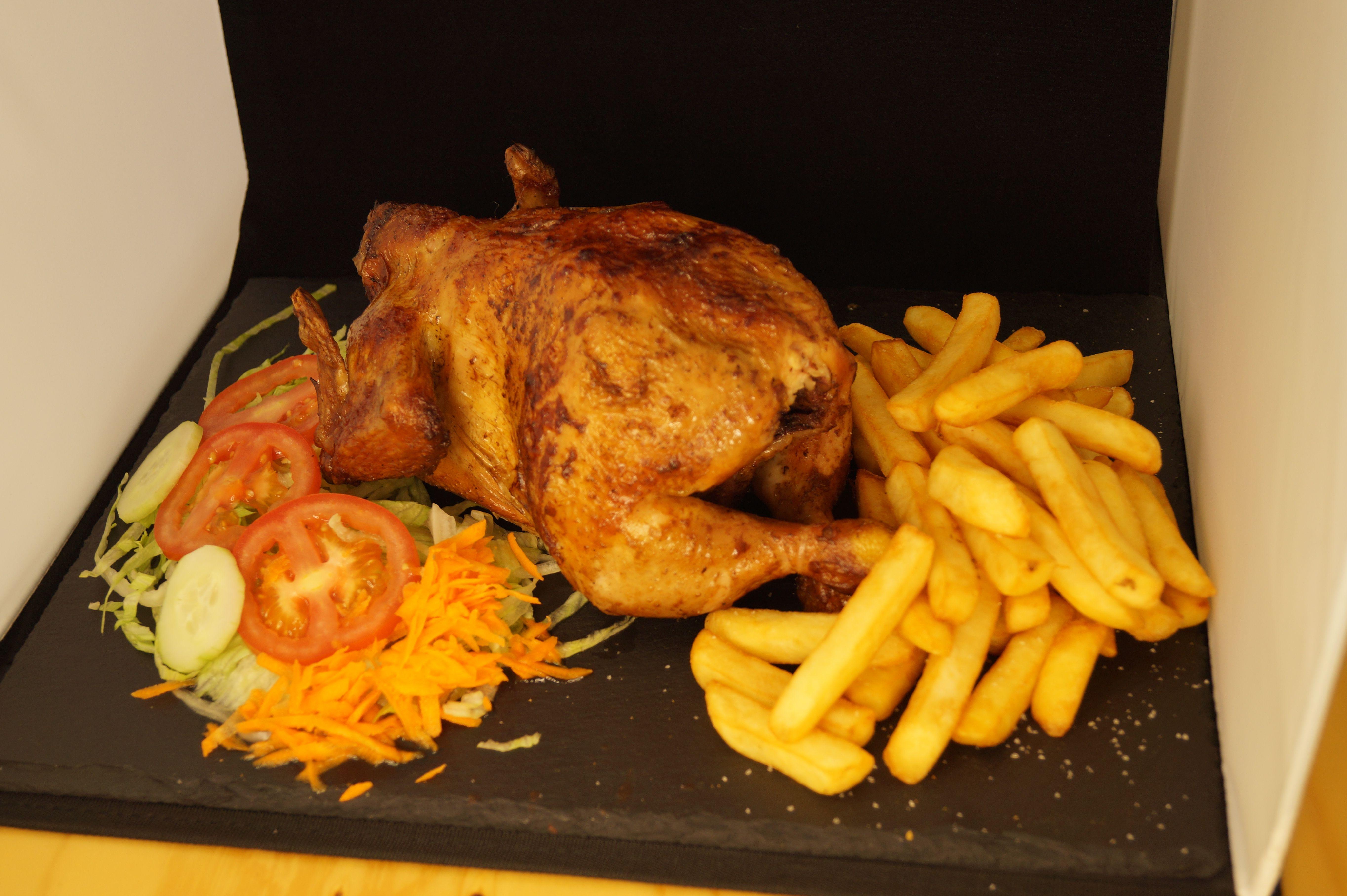 Foto 32 de Poso asado para llevar en  | Chicken Grill