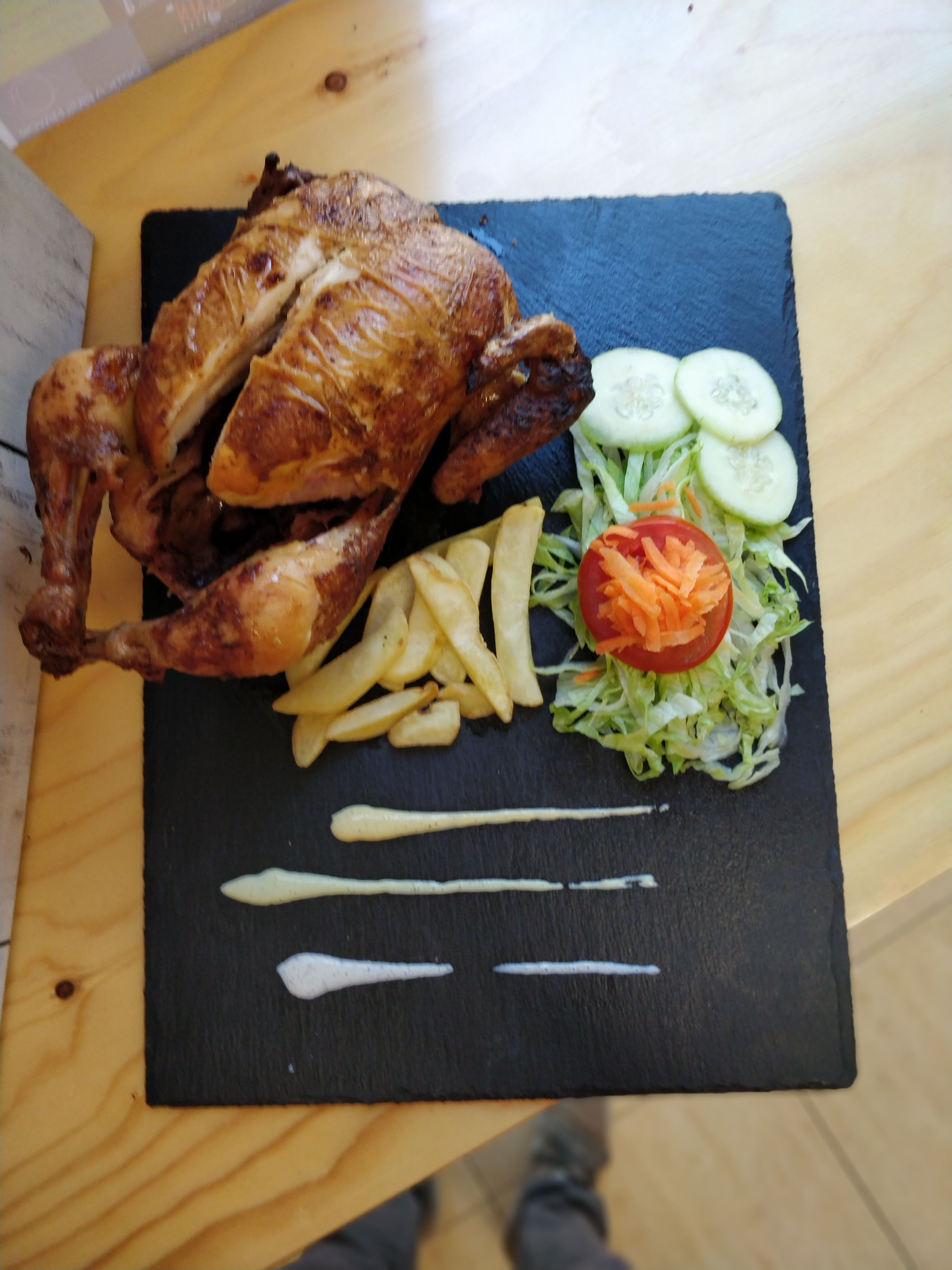 Foto 38 de Poso asado para llevar en  | Chicken Grill