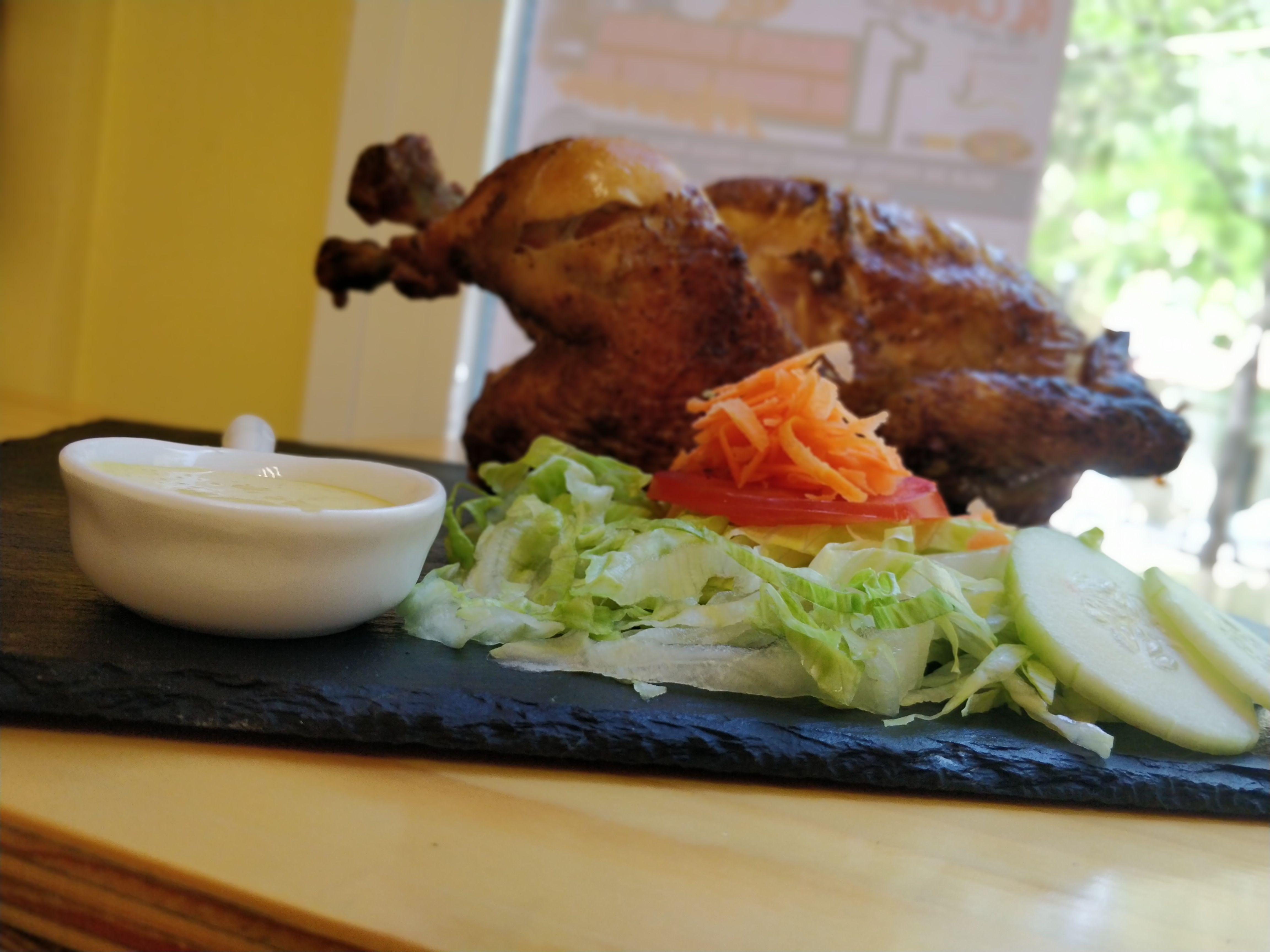 Foto 27 de Poso asado para llevar en  | Chicken Grill
