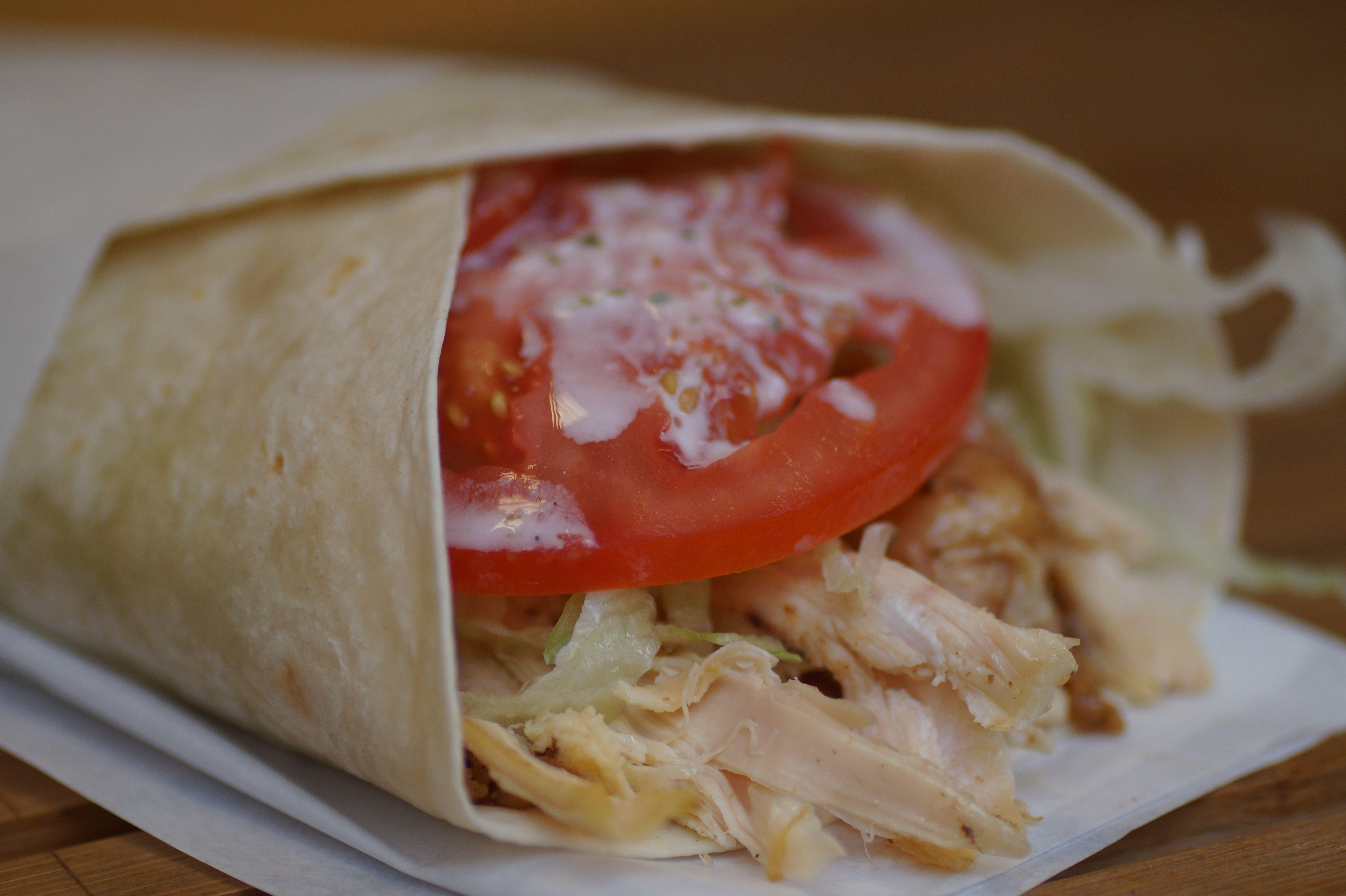 ENROLLADOS: LOS TOP CHICKEN GRILL de Chicken Grill