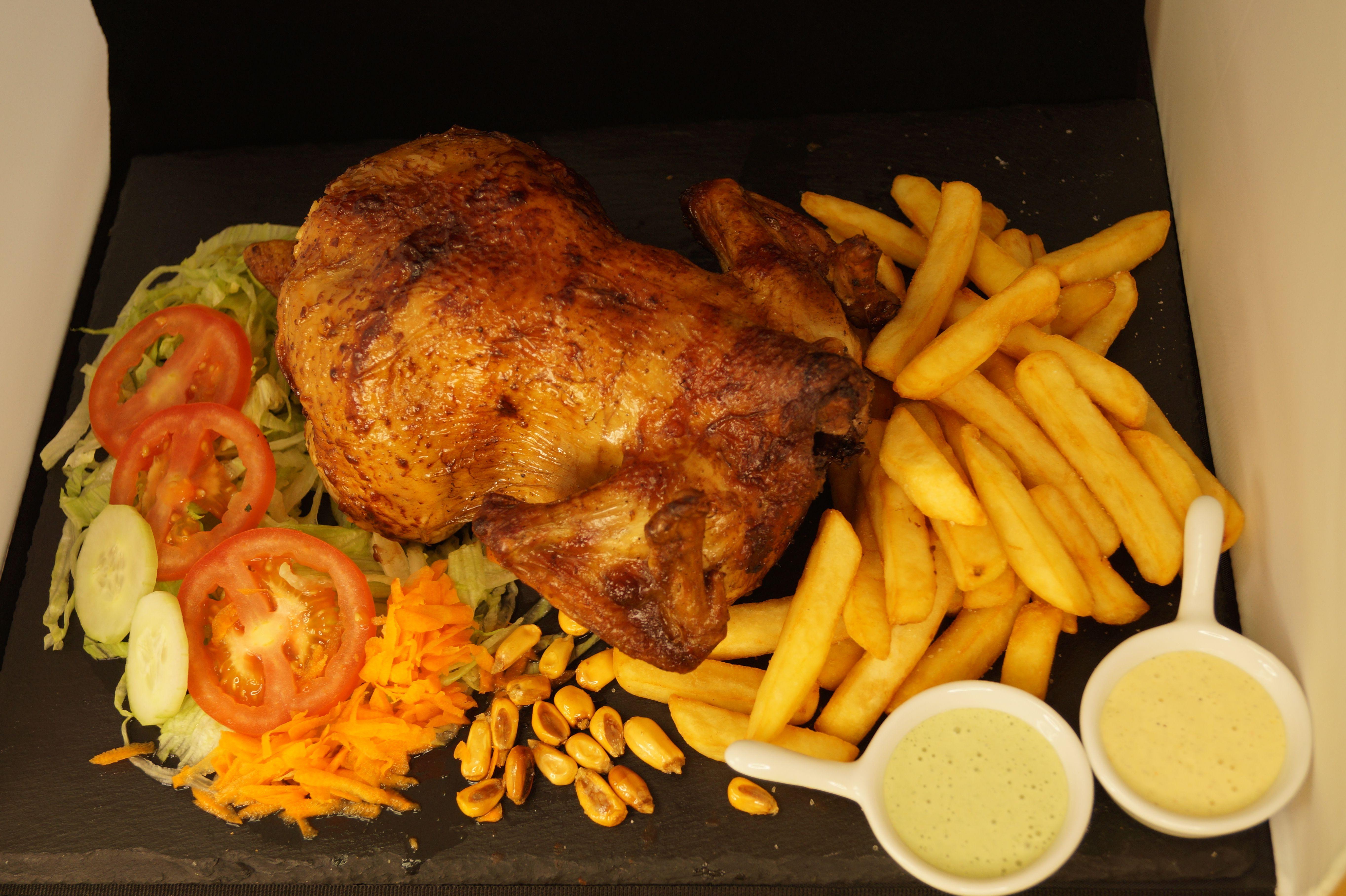 Foto 42 de Poso asado para llevar en  | Chicken Grill
