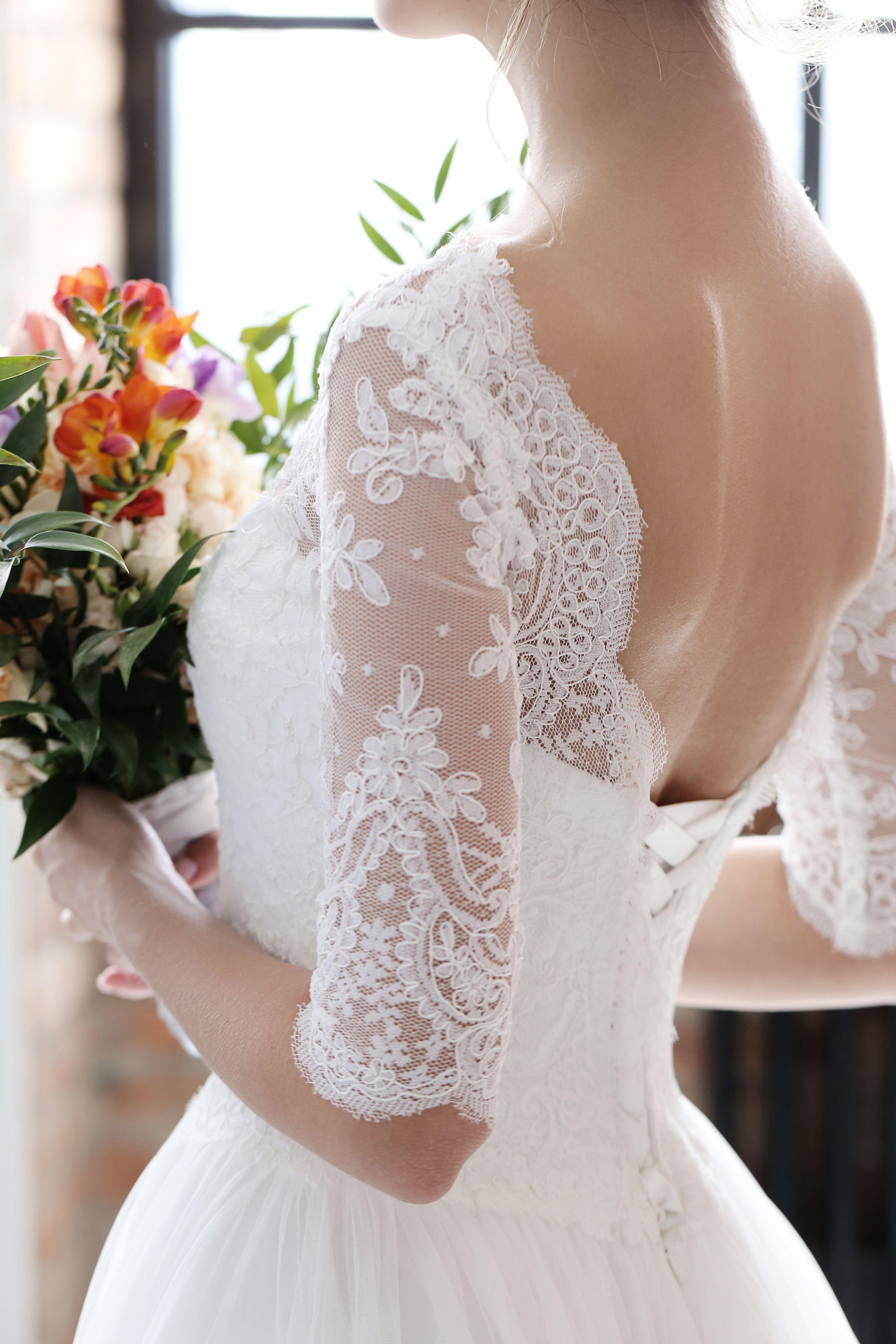 Limpieza de vestidos novia en Majadahonda